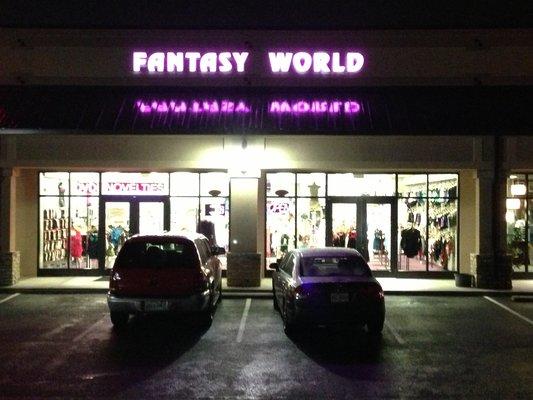 Fantasy World Adult Mega Store  Ecig Store Knoxville Tn