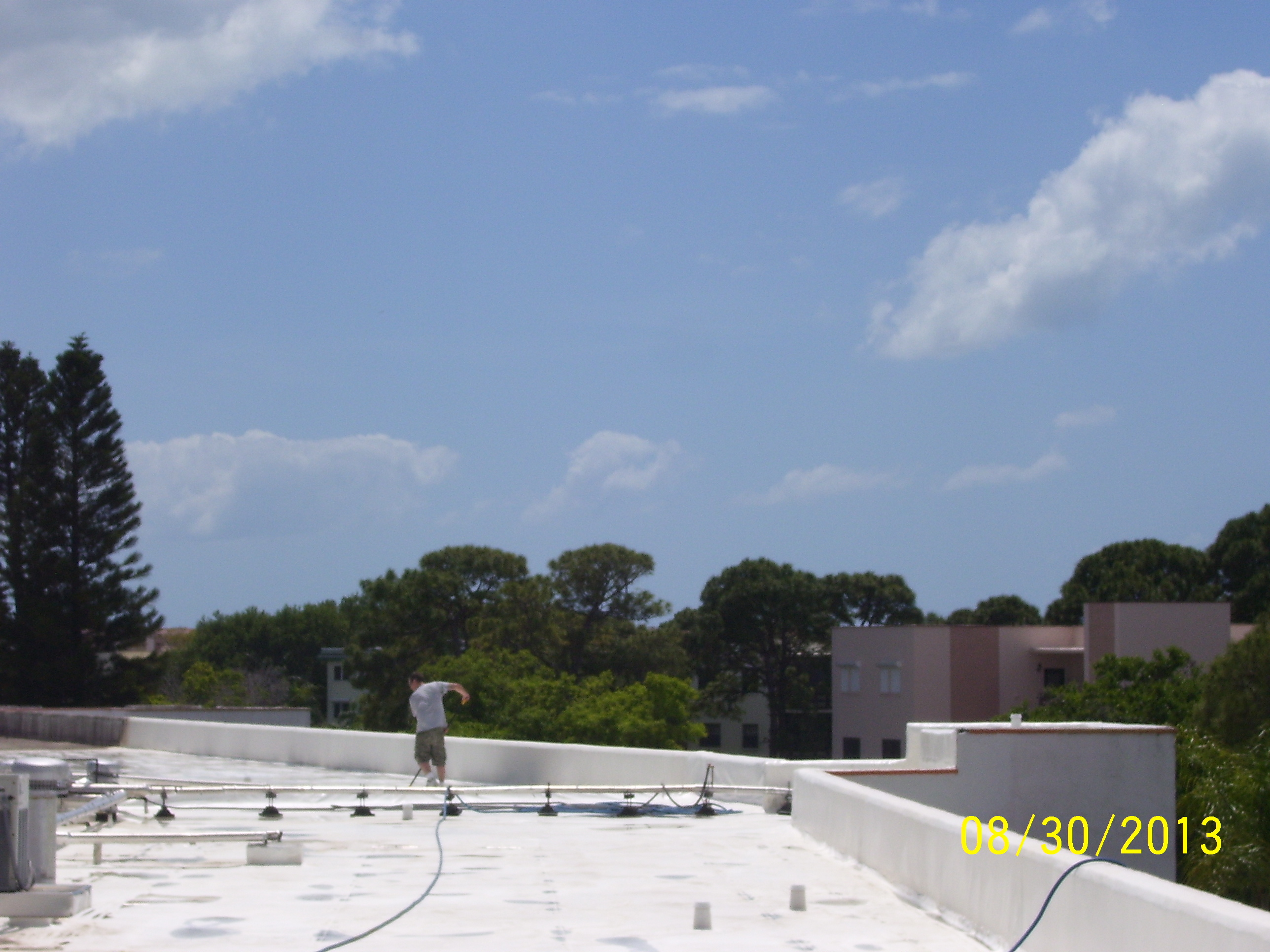 Apple Roof Cleaning Of Pasco Amp Pinellas New Port Richey