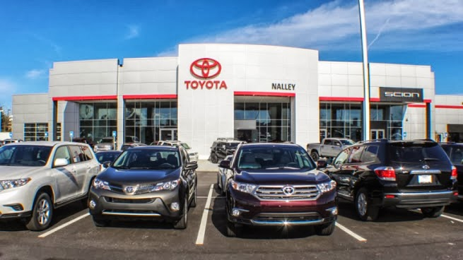 Nalley Toyota Of Roswell In Roswell Ga 30076