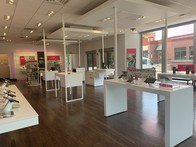 Interior photo of T-Mobile Store at Washington St & Shanley St, Brighton, MA