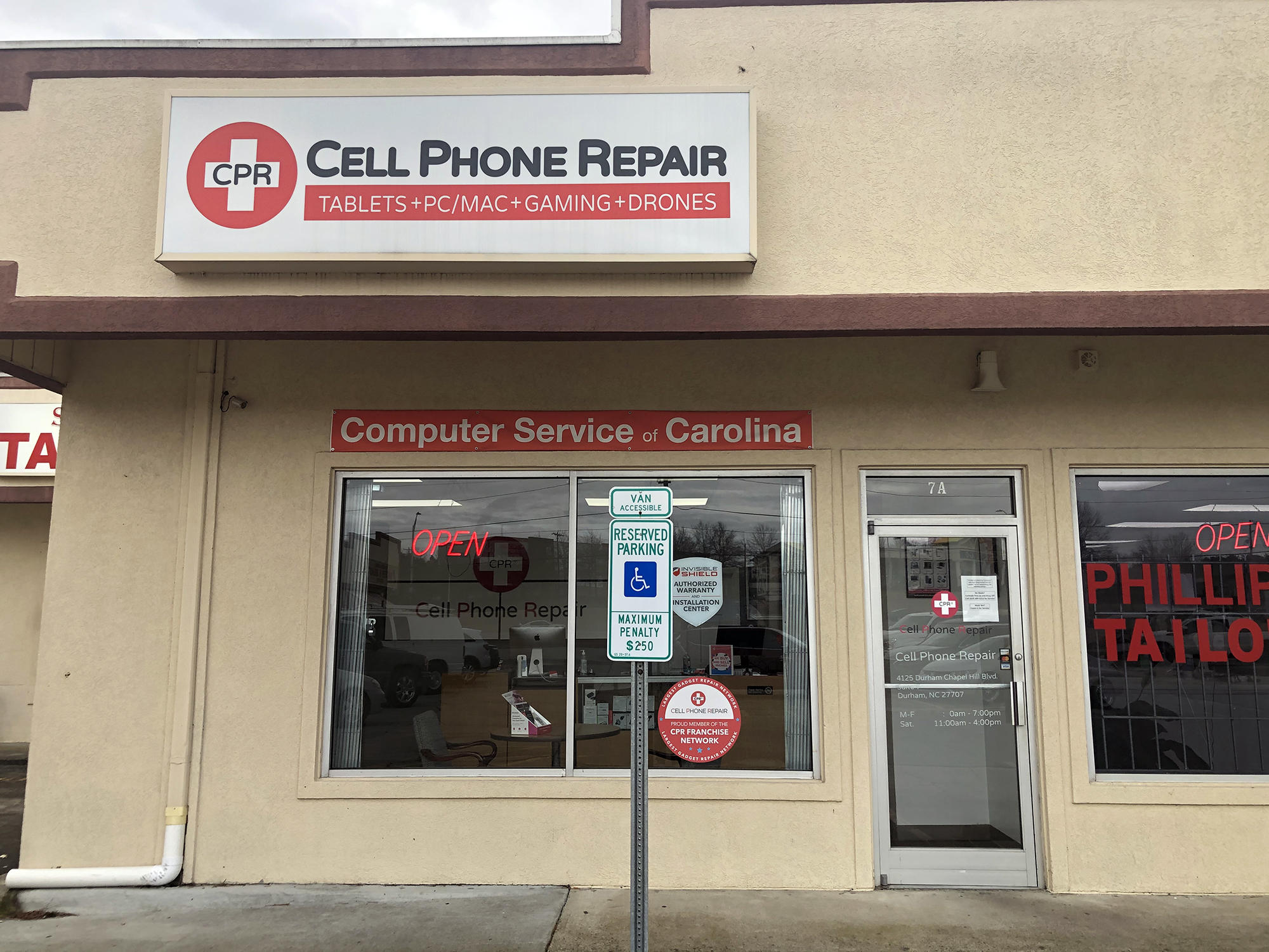 CPR Cell Phone Repair Durham - South Square