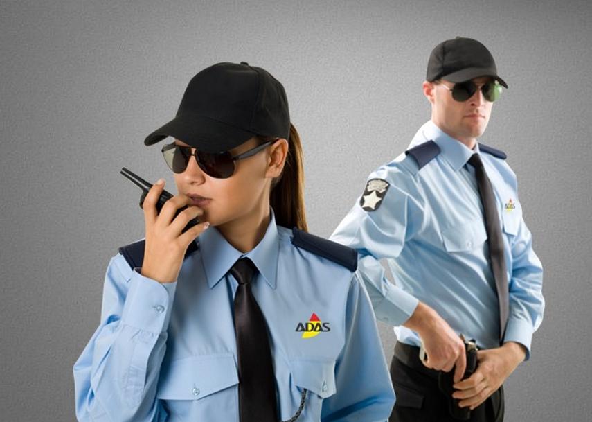 Bezpečnostní agentura ADAS - bezpečnostní služby
