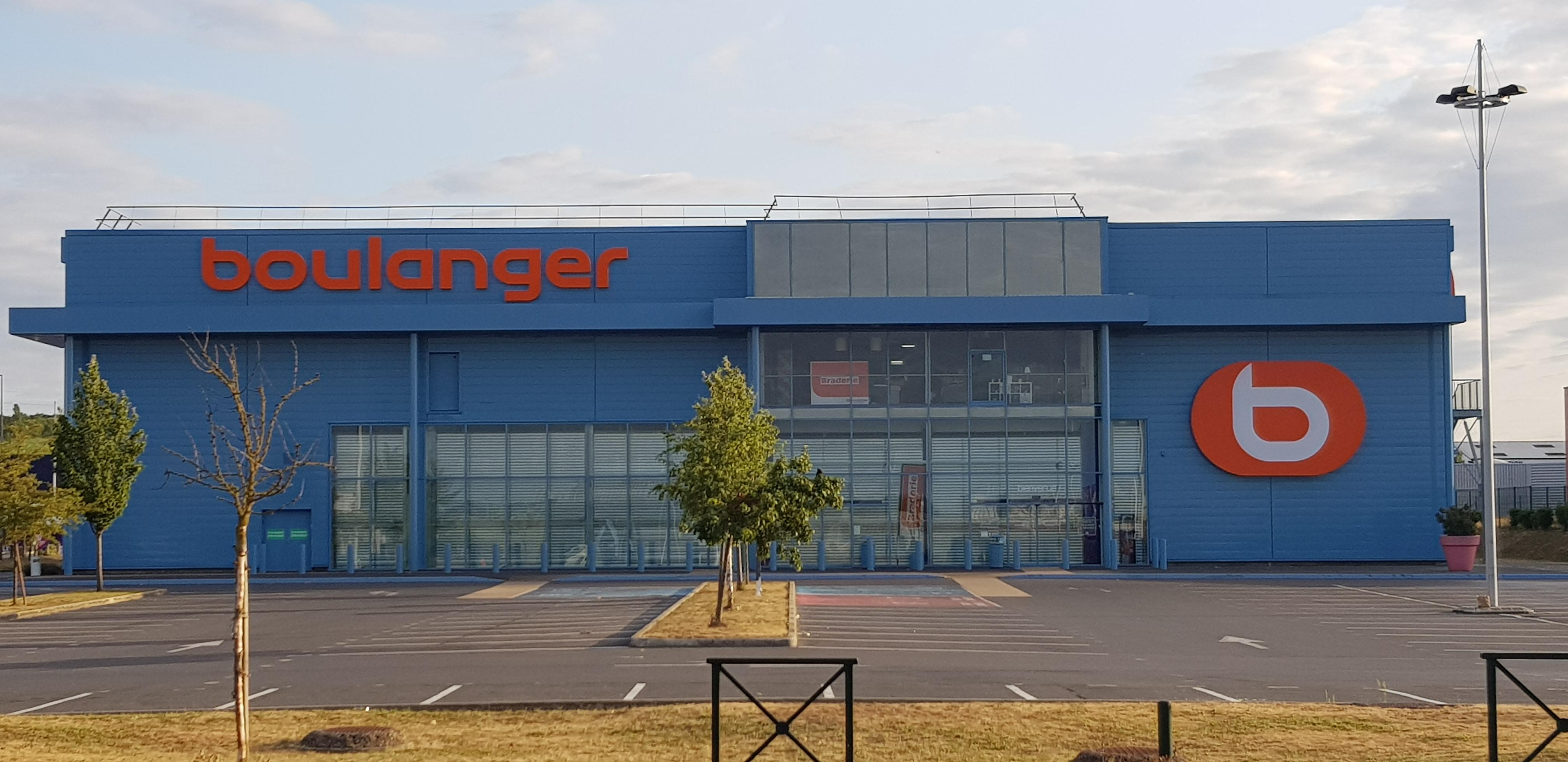 Boulanger Reims - Cormontreuil