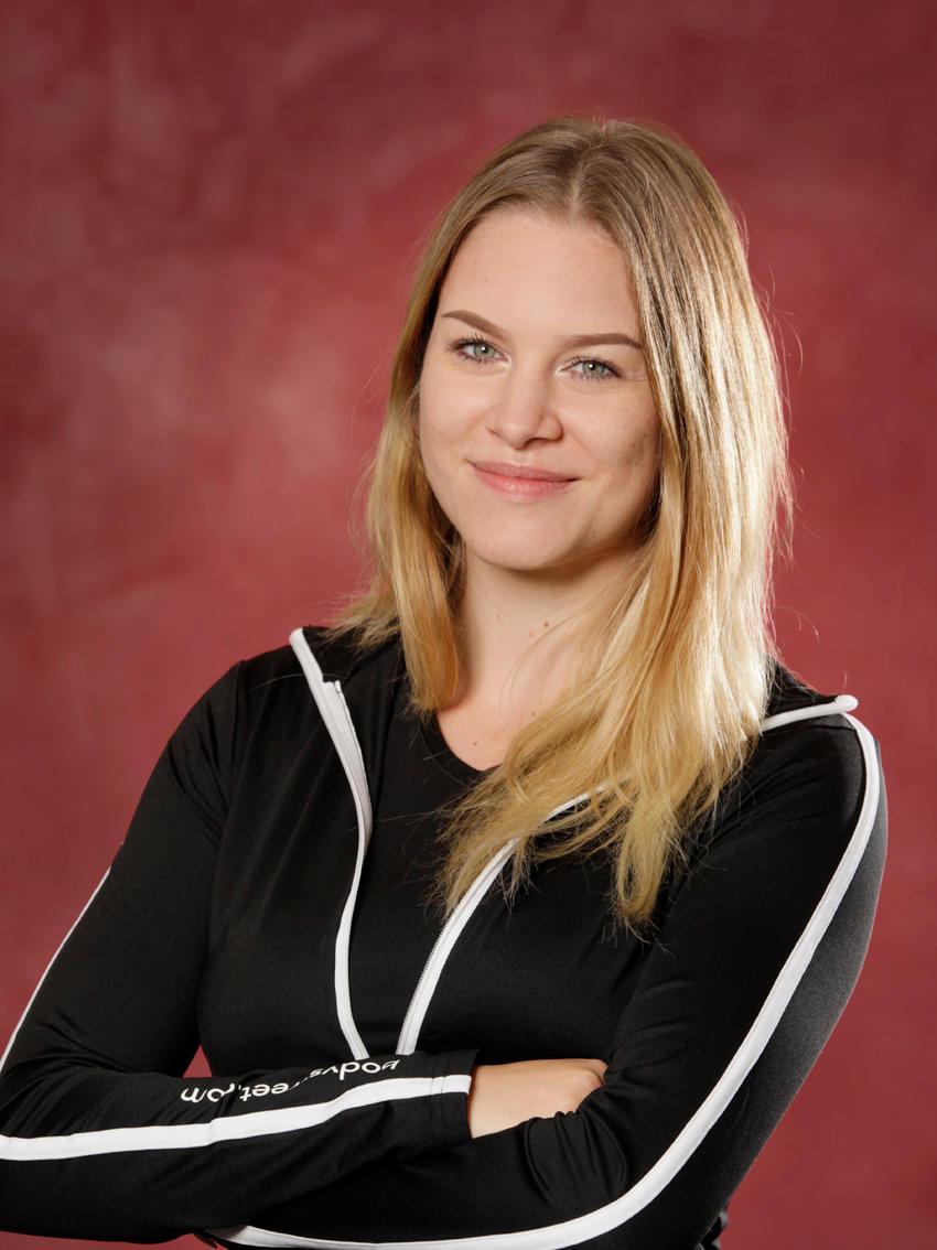 Nora - Personal Trainerin, Fitnessökonomie BA