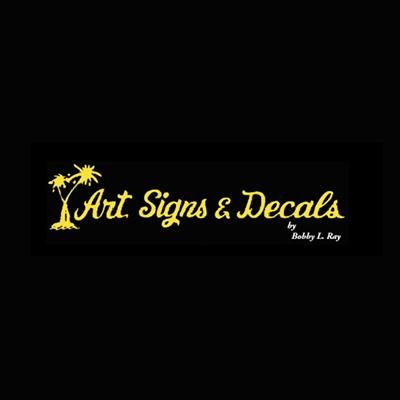 Art Signs & Decals
