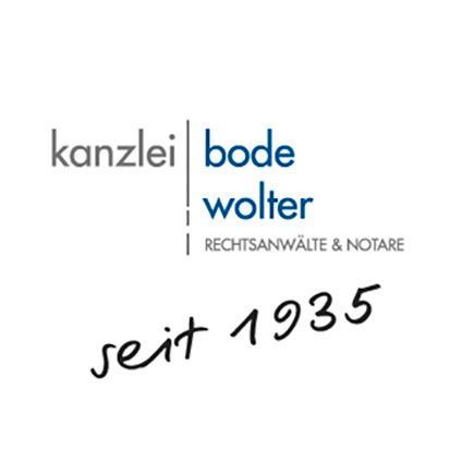 Bild zu Kanzlei Bode & Wolter Rechtsanwälte u. Notare in Hameln