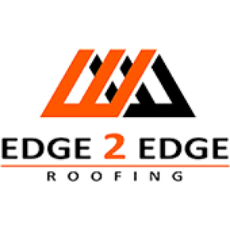 Edge 2 Edge Roofing Logo