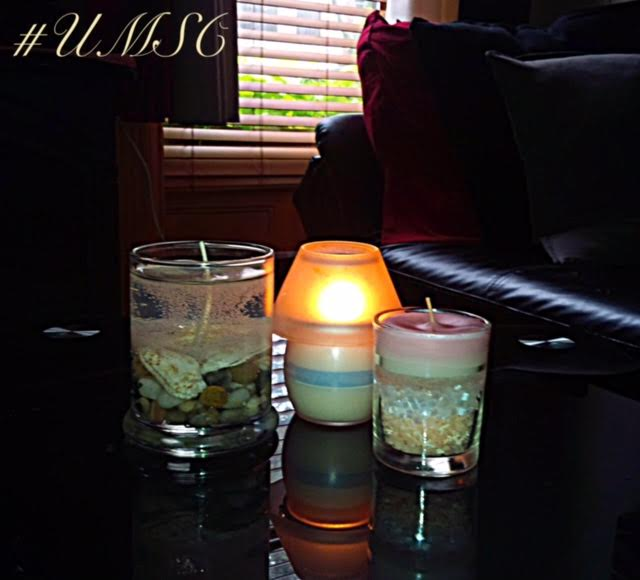 Udeen's Multi-Scented Candles