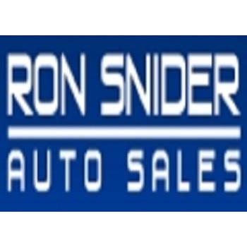 Ron Snider Auto Sales