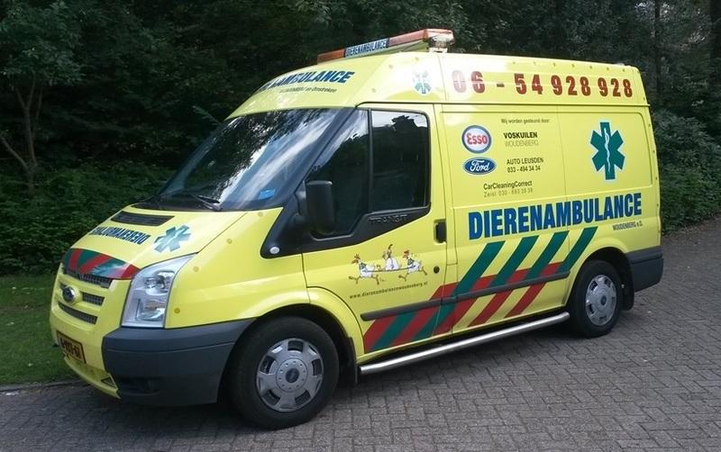Dierenambulance Woudenberg