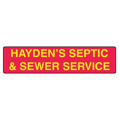 Hayden's Septic & Sewer Service - Anderson, IN - Septic Tank Cleaning & Repair