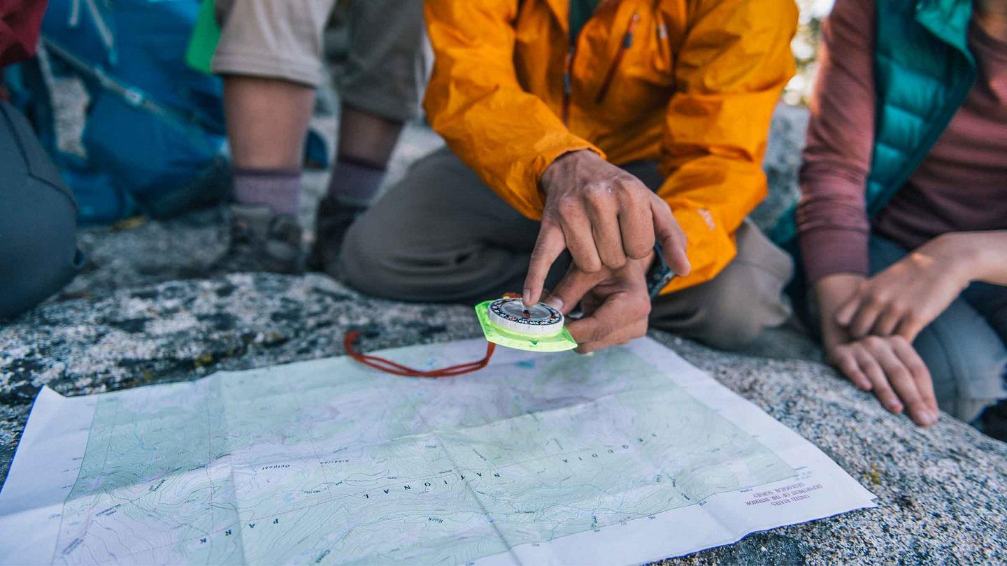 Introduction to Map & Compass Navigation Class