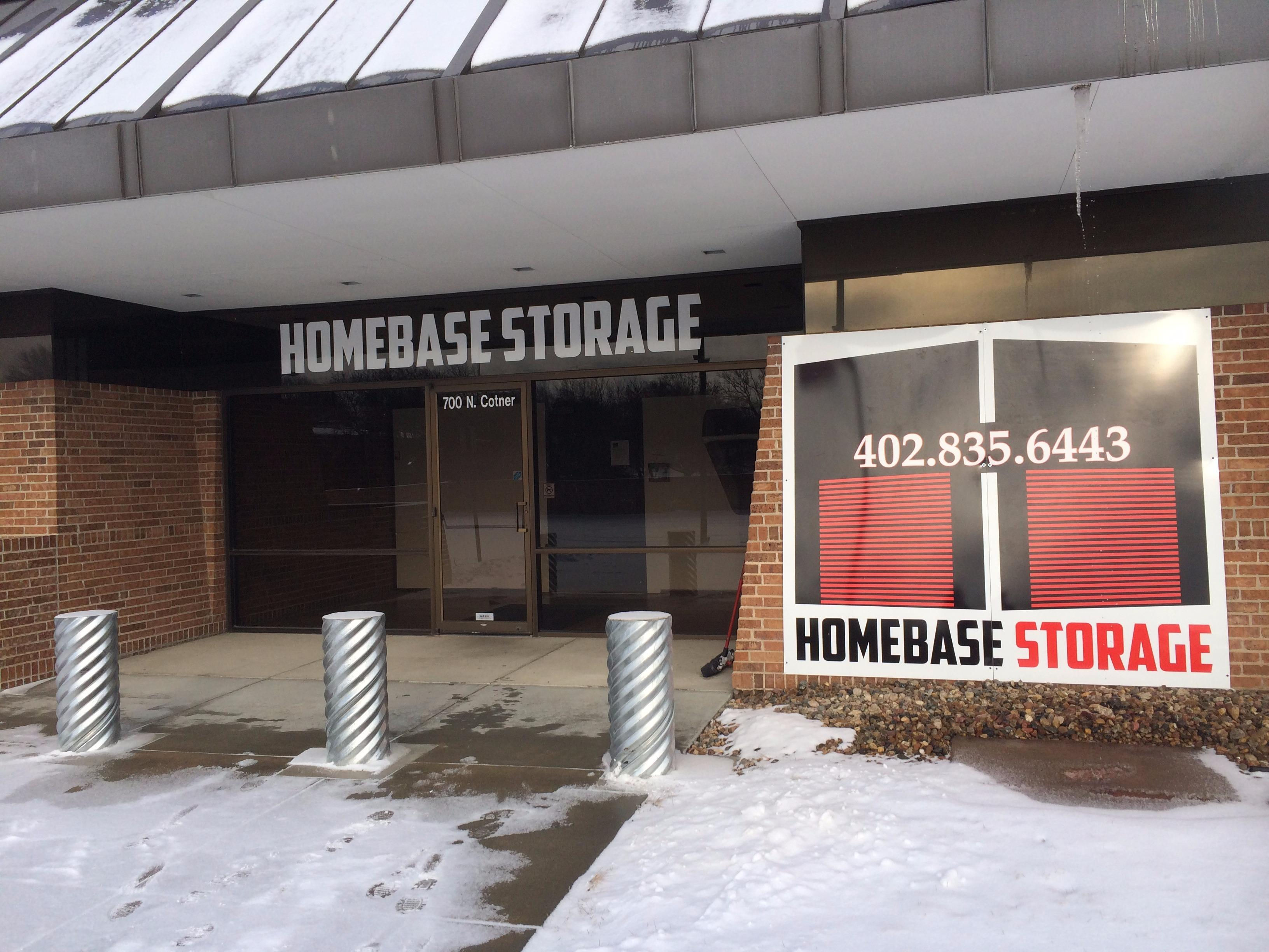 Homebase Storage Climate Control Lincoln Nebraska Ne