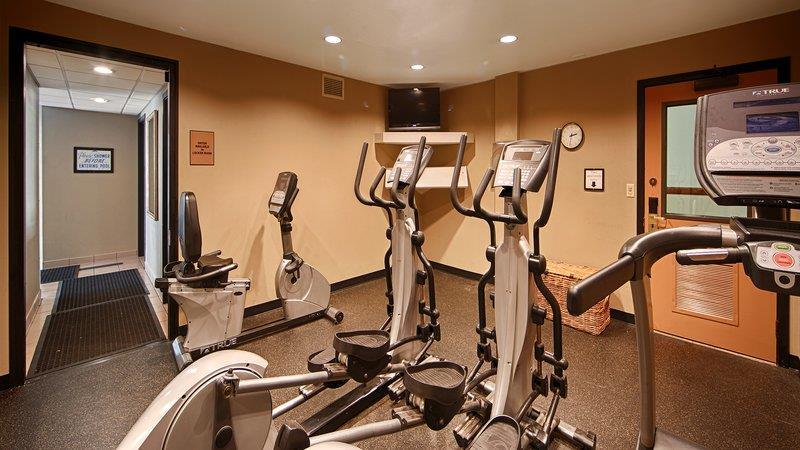 Fitness Center Best Western Seattle Airport Hotel Seattle (206)878-3300