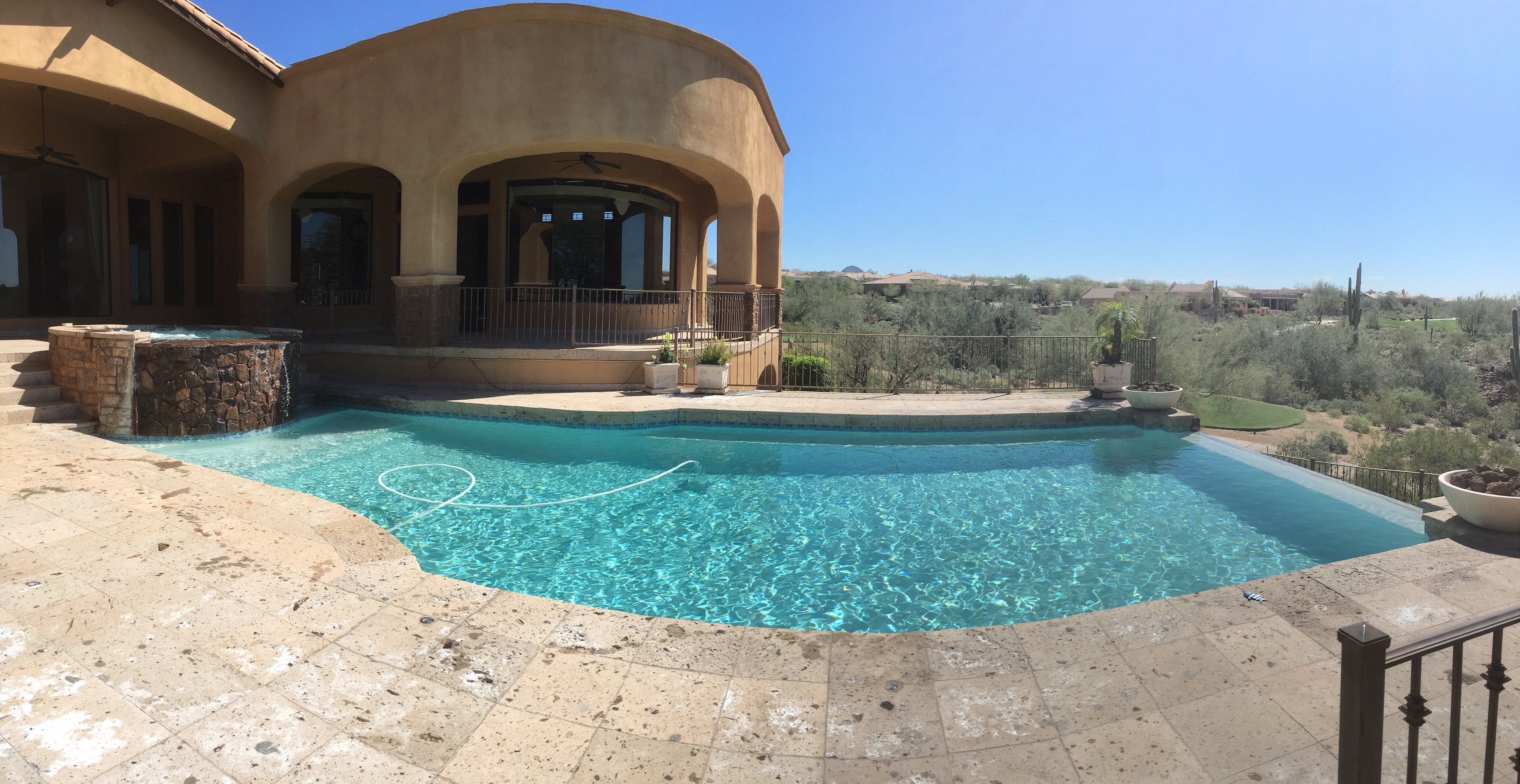 Orange Tree Pool Service Phoenix Arizona Az