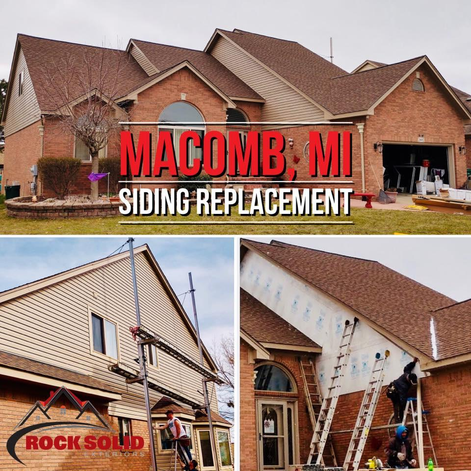 Rock Solid Exteriors Roofers And Siding Contractors