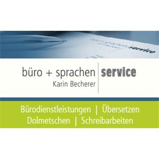 büro + sprachen SERVICE Karin Becherer