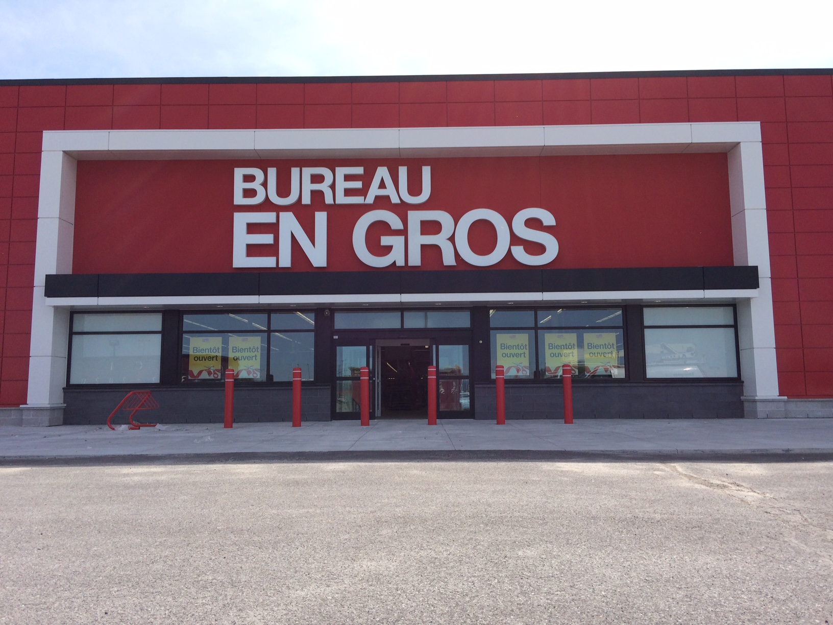Photos and videos of bureau en gros laval qc h c