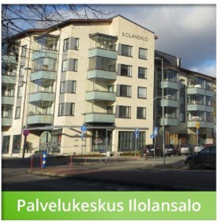 SALVA ry/ Palvelukeskus Ilolansalo