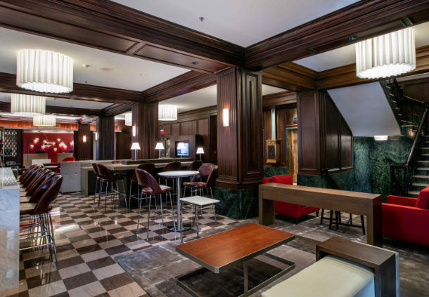 Marriott Hotels Near St Louis Convention Center