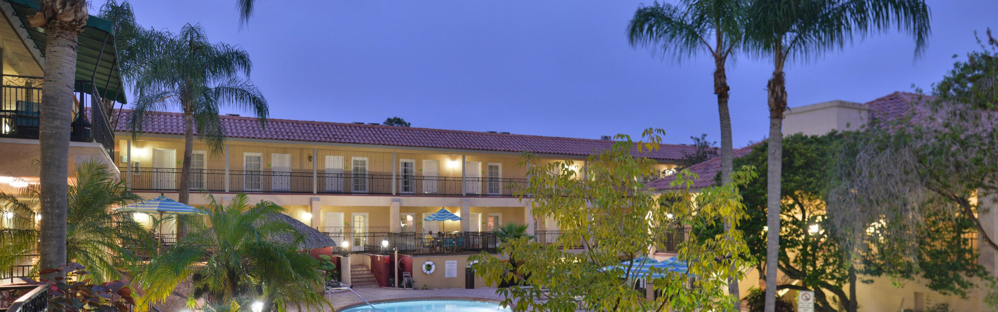 Holiday Inn Tampa N Busch Gardens Area Tampa Florida Fl