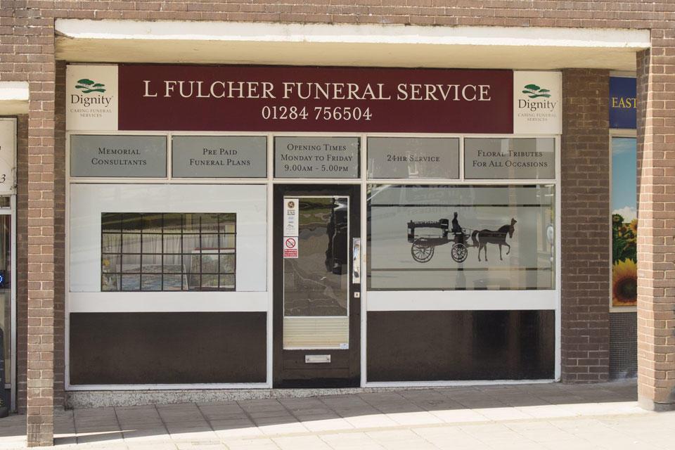 L Fulcher Funeral Directors