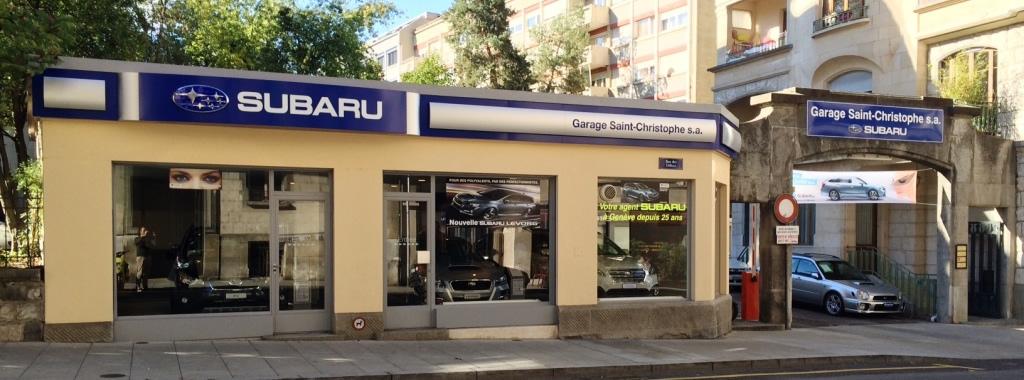 Garage et Carrosserie Saint-Christophe SA