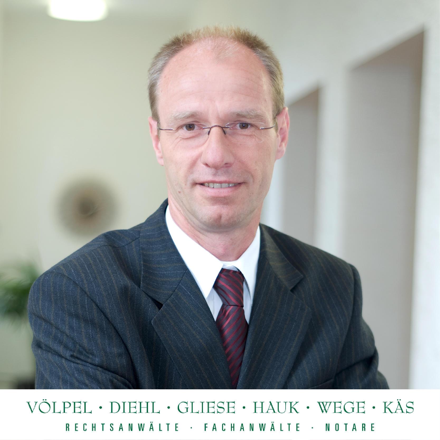Bild zu Rechtsanwalt Ralf Diehl - Sozietät Völpel & Kollegen in Gießen