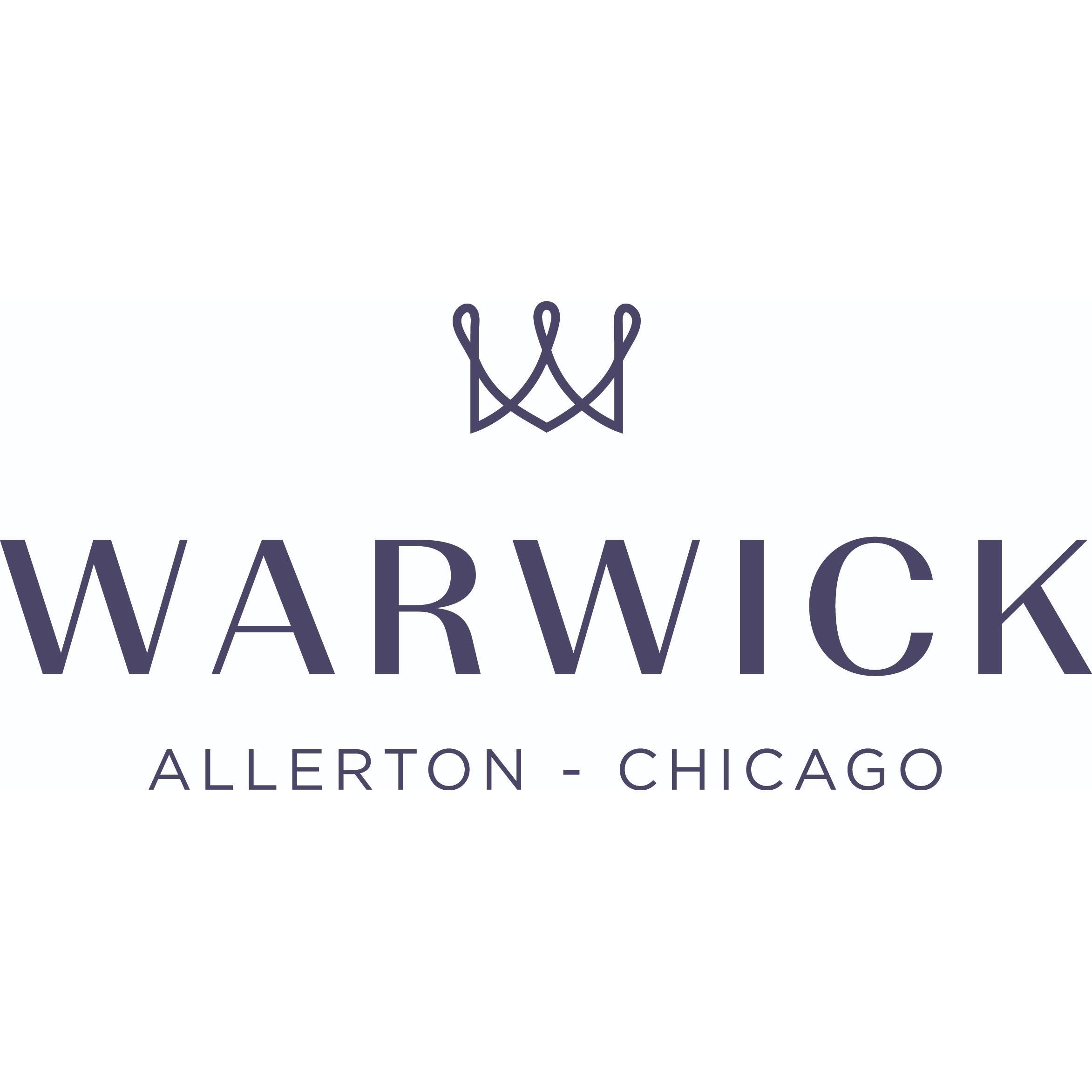 Warwick Allerton - Chicago Logo