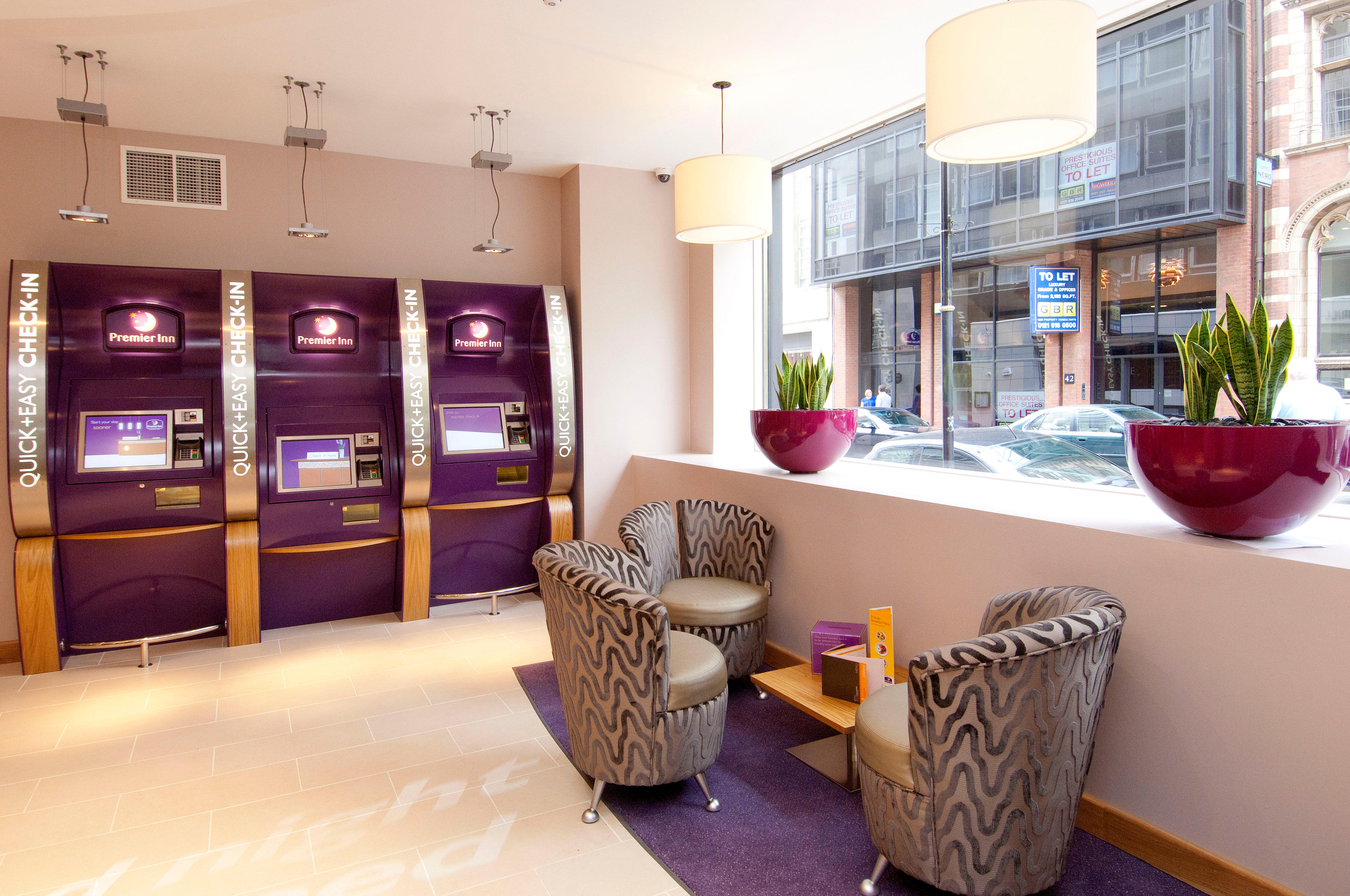 Premier Inn Birmingham City Centre (Waterloo Street) hotel