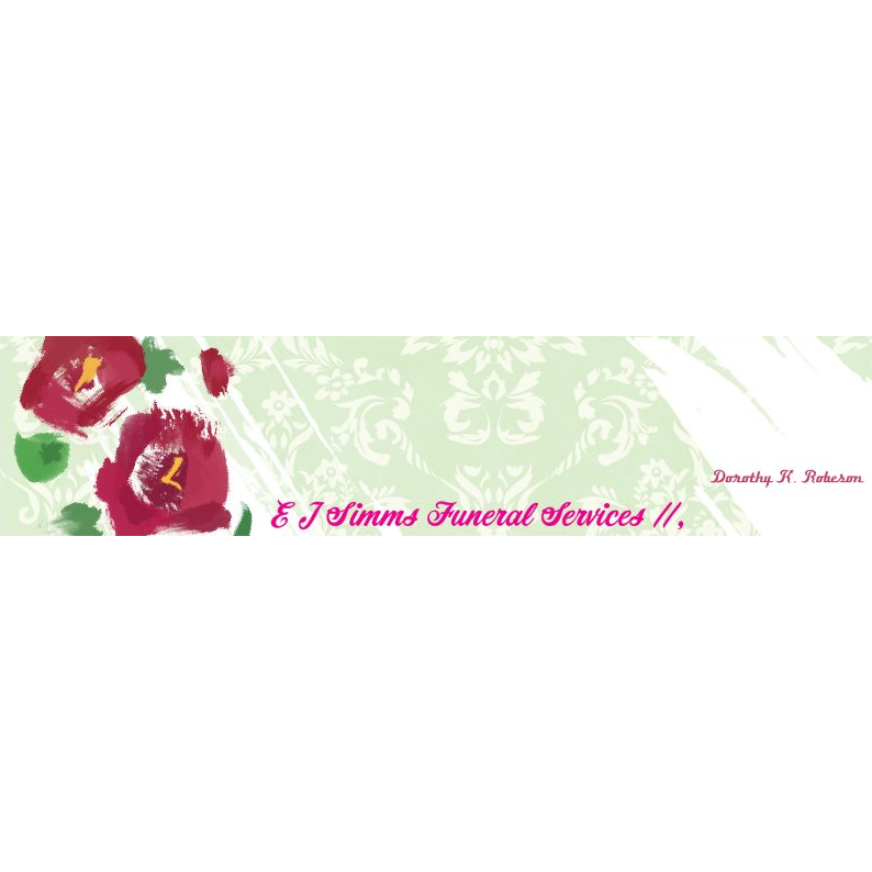 Dorothy k Robeson-EJ Simms Funeral Services II,Inc.