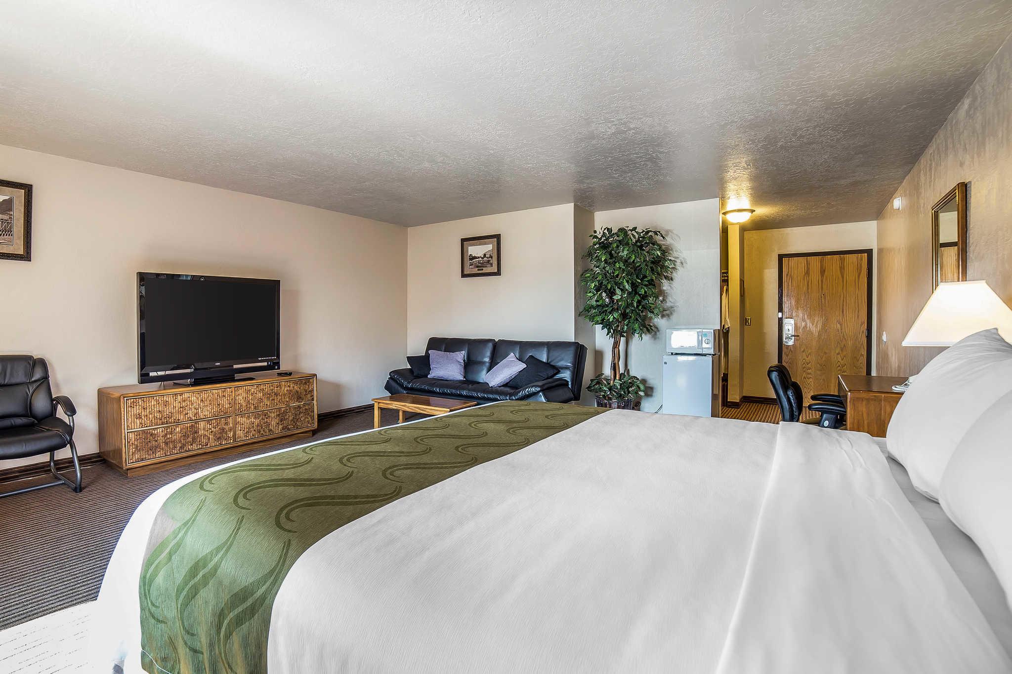 Quality Inn  Richfield Utah  Ut