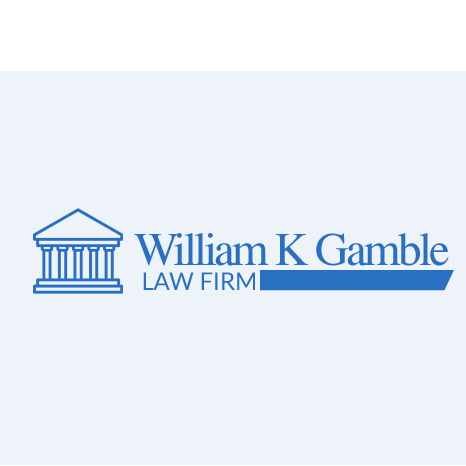 William K Gamble Law Firm