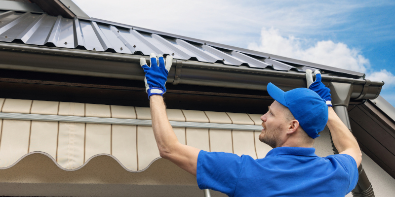 We'll address any problems you may have with your gutters to ensure proper drainage.