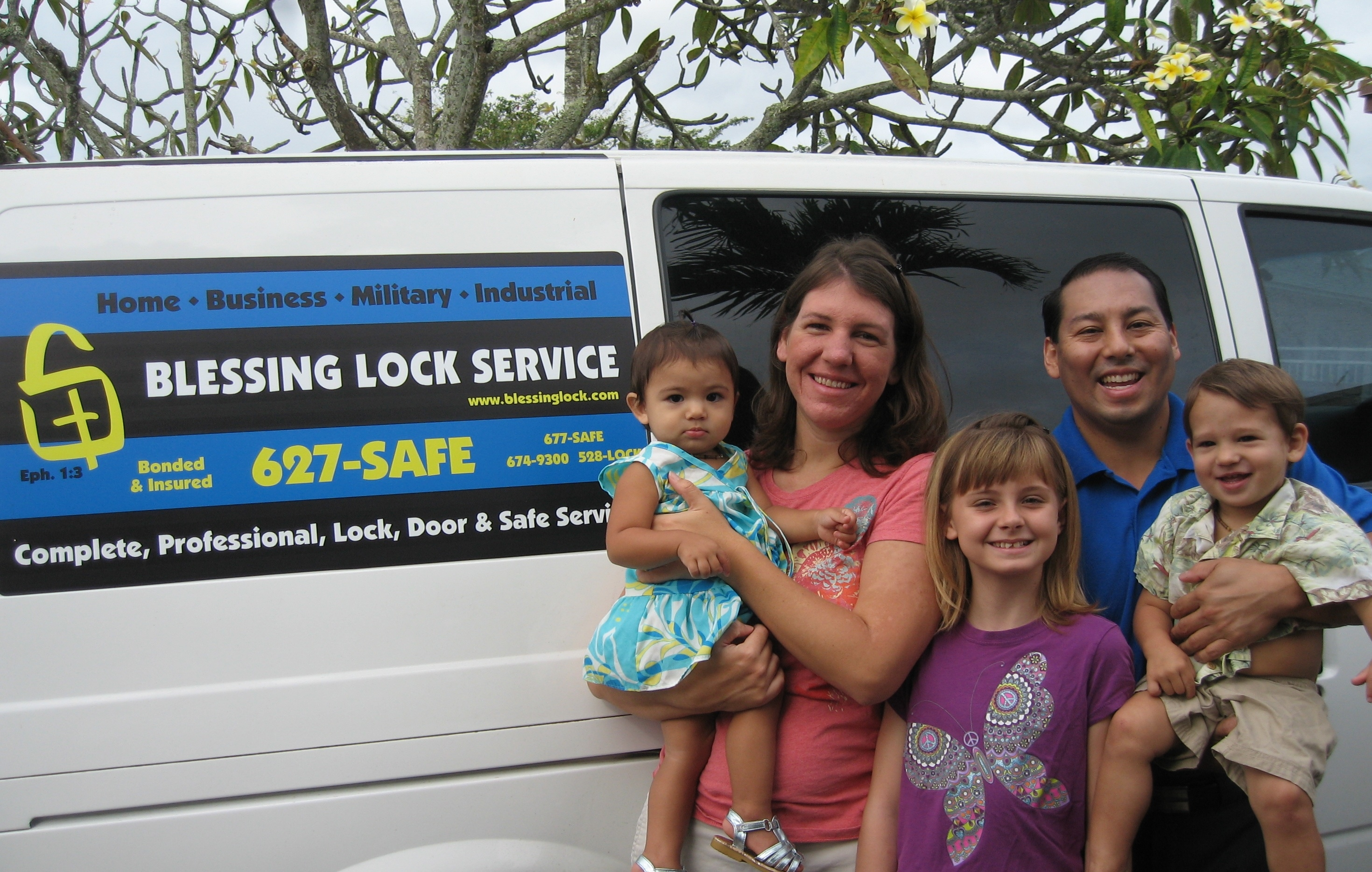 Blessing Lock Service