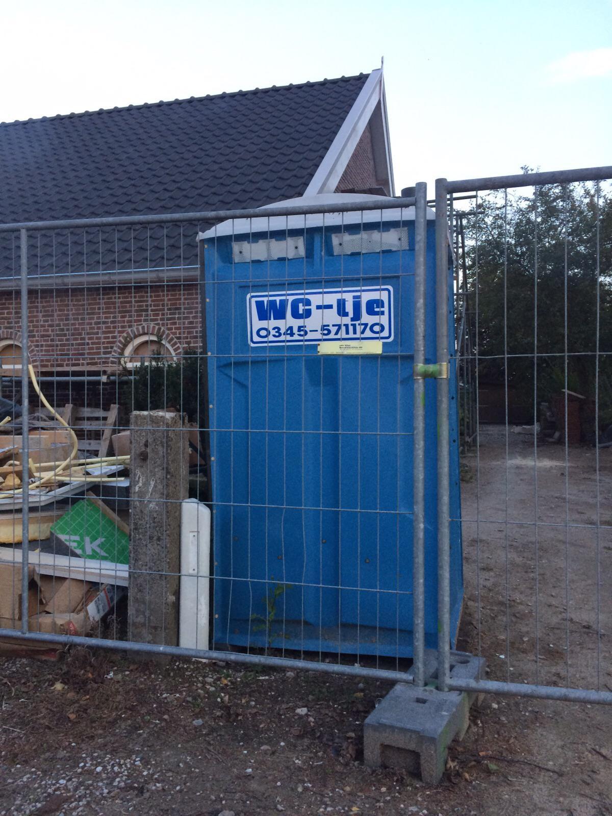 WC-tje Verhuur