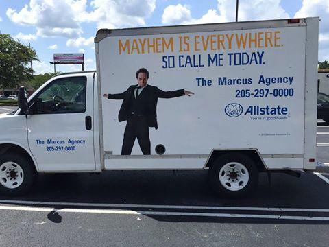 The Marcus Agency: Allstate Insurance