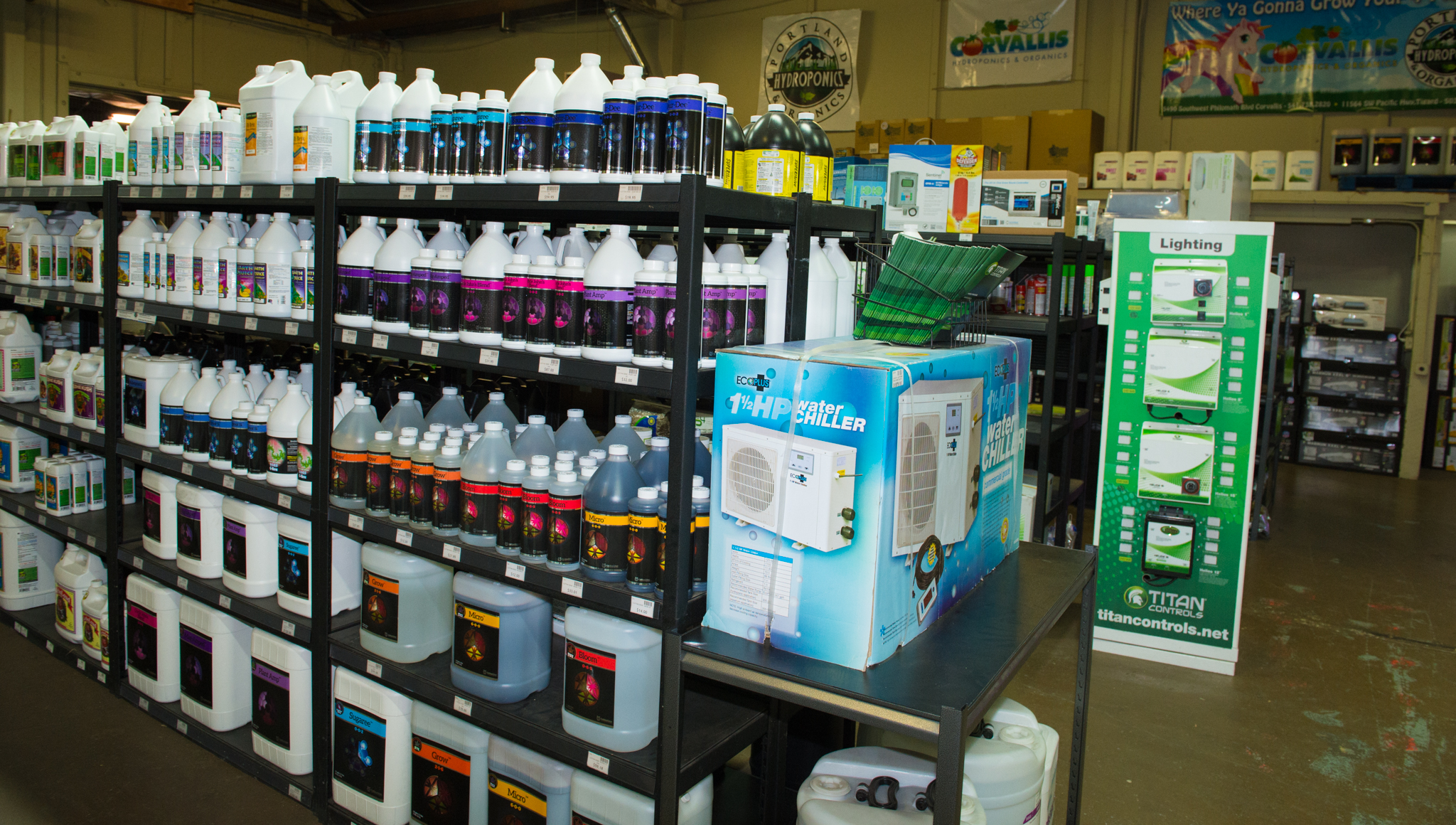 portland hydroponics and organics coupons near me in