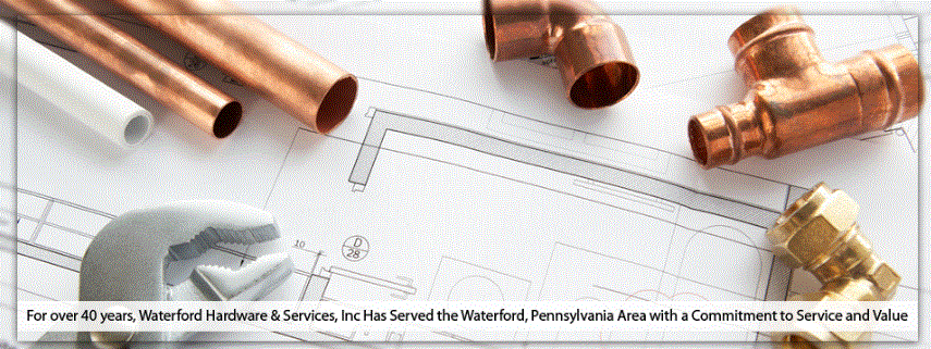 Waterford Hardware & Services Inc