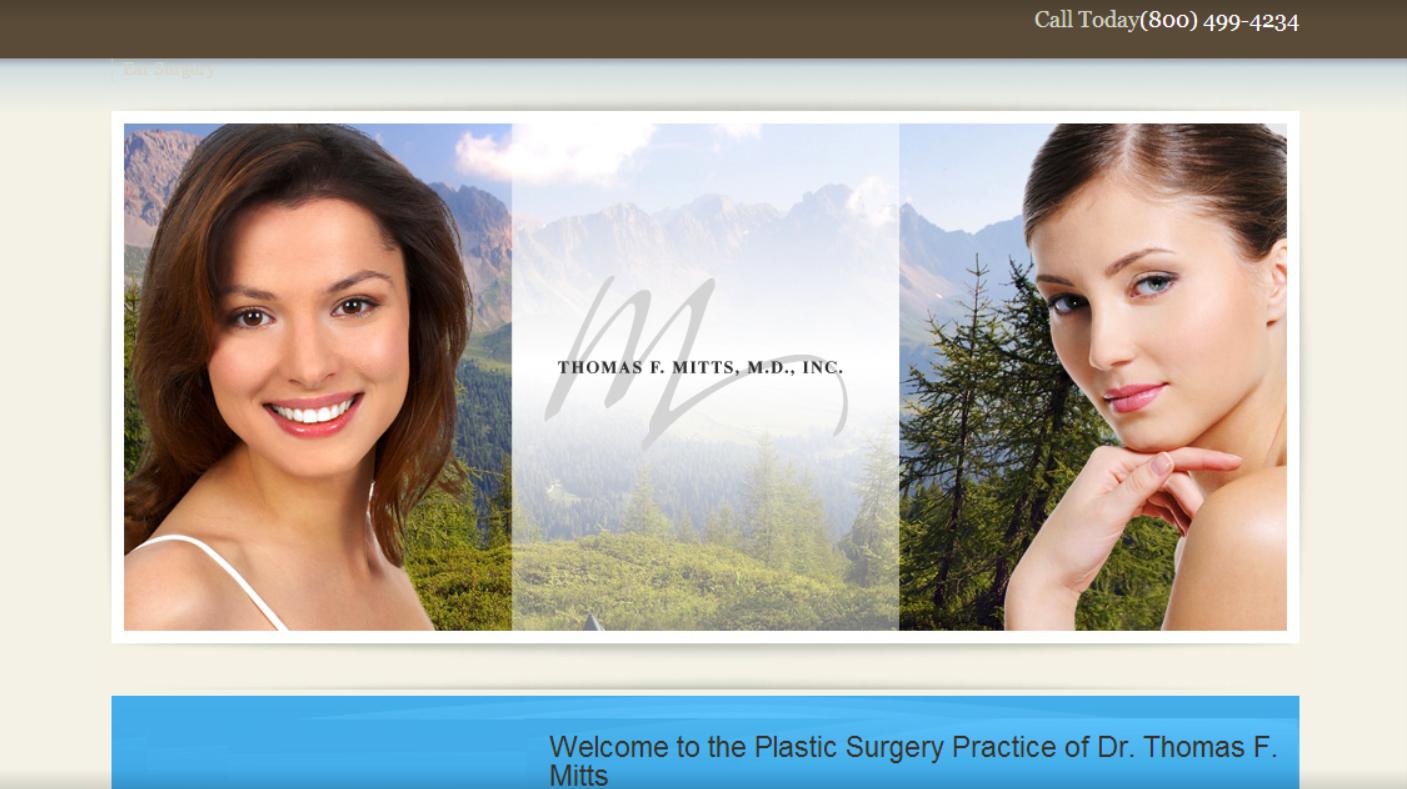 Thomas F. Mitts, MD, Inc. | Mammoth Lakes, CA, , Cosmetic/Plastic Surgeon
