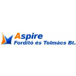 Aspire Forditó és Tolmács Bt. Logo
