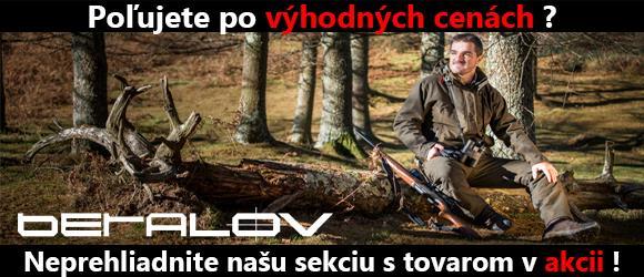 BETALOV, s.r.o.- poľovnícke potreby - veľko a maloobchod