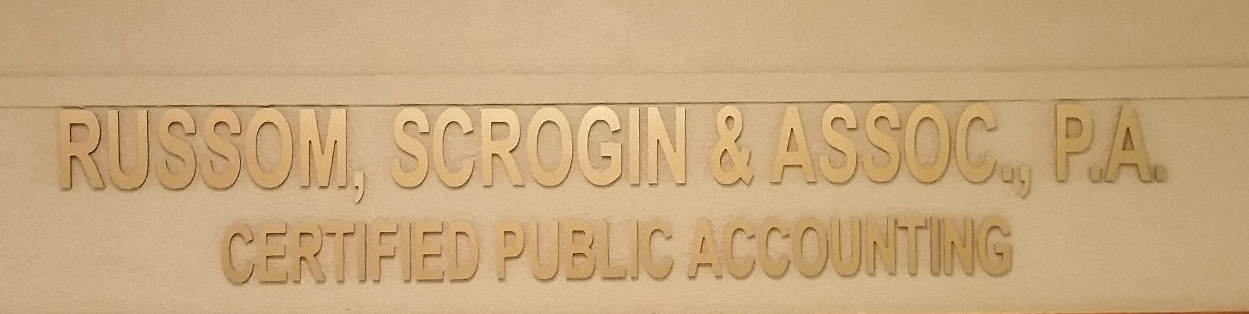 Russom, Scrogin & Associates, P.a.