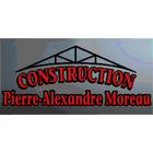 Construction Pierre-Alexandre Moreau