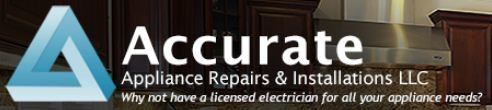 Accurate Appliance Repairs & Installations