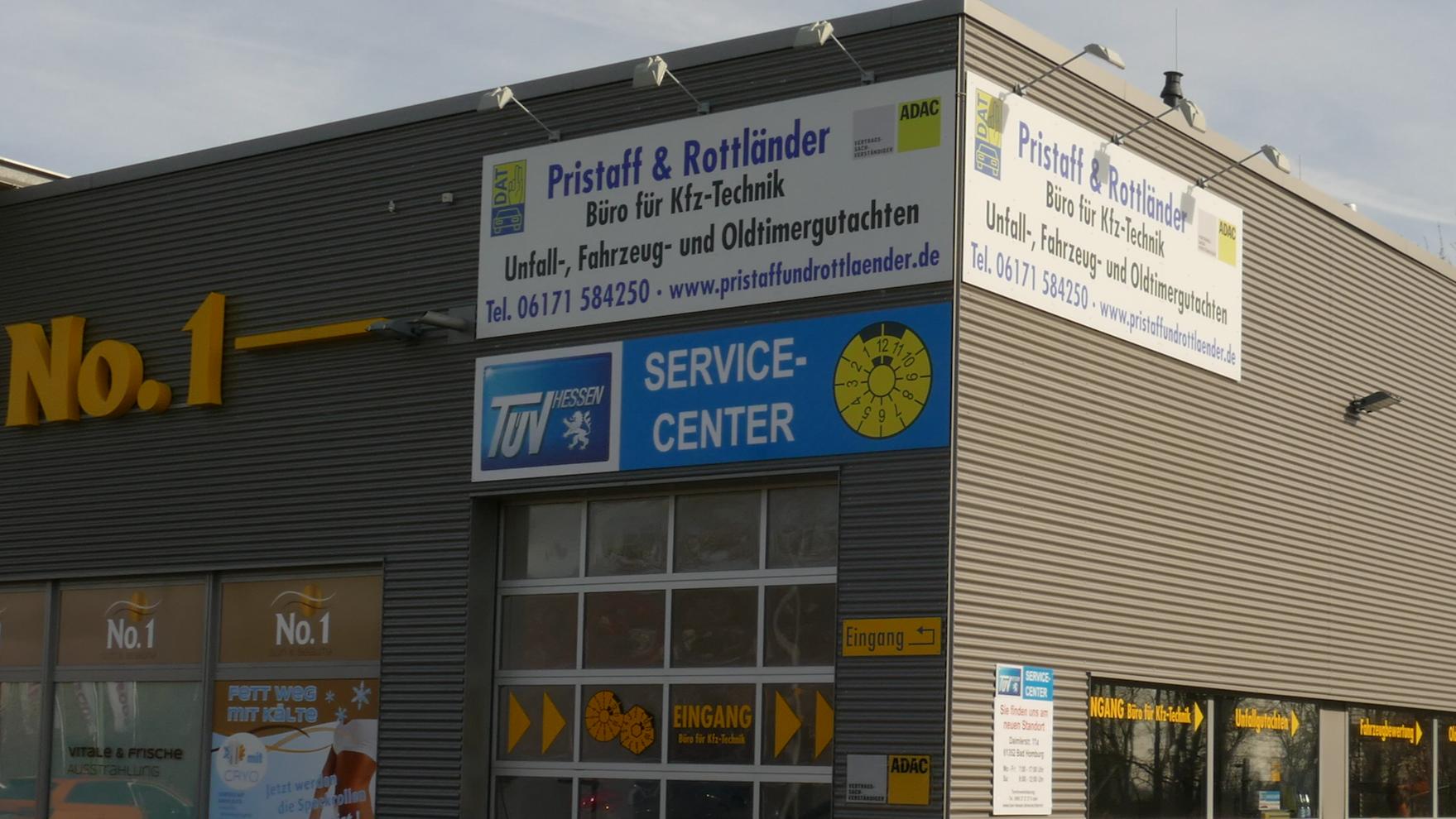 Bild der Büro für Kfz.-Technik Pristaff & Rottländer GmbH