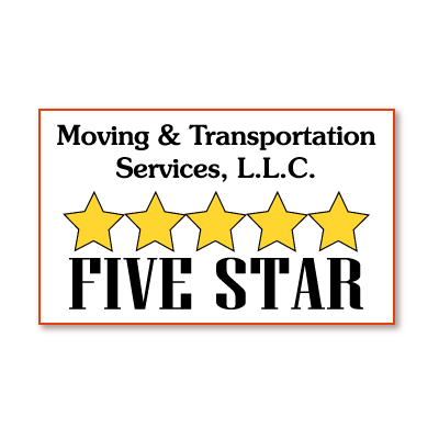 Five Star Moving & Transportation Services, Llc.