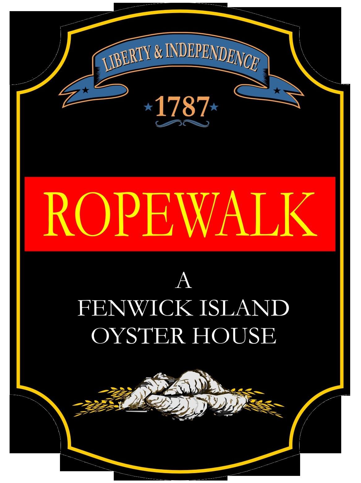 Ropewalk - a Fenwick Island Oyster House