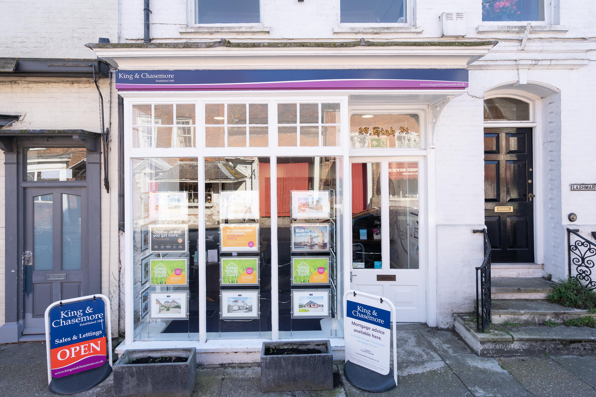 King & Chasemore Estate Agents Steyning