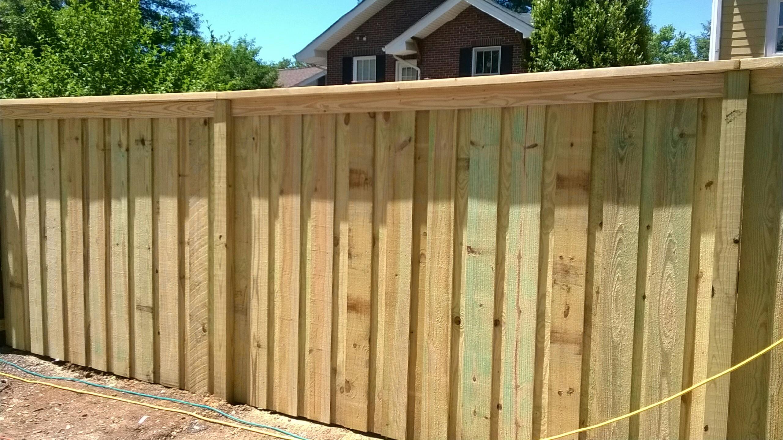A Barnes Fence Co Hixson Tennessee Tn Localdatabase Com